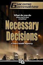 Necessary Decisions af Giacomo Giammatteo