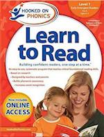 Hooked on Phonics Learn to Read Level 1 Pre-K, Ages 3-4 (Hooked on Phonics Learn to Read)