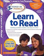 Hooked on Phonics Learn to Read Level 3 Kindergarten, Ages 4-6 (Hooked on Phonics Learn to Read)