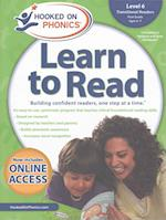 Hooked on Phonics Learn to Read Level 6, First Grade Ages 6-7 (Hooked on Phonics Learn to Read)
