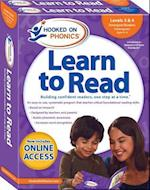 Hooked on Phonics Learn to Read Levels 3 & 4 (Hooked on Phonics Learn to Read)