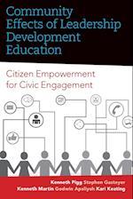 Community Effects of Leadership Development Education (Rural Studies)