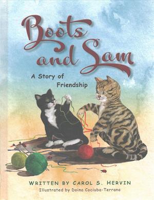 Bog, hardback Boots and Sam af Carol S. Hervin