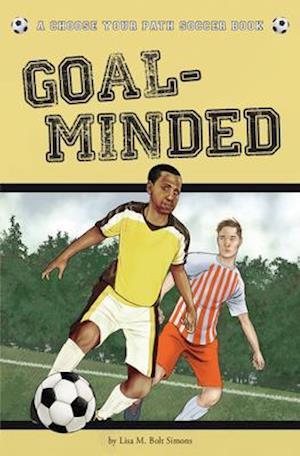 Bog, paperback Goal-Minded af Lisa M. Bolt Simons