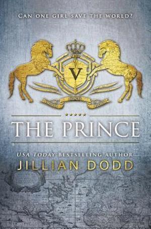 Bog, paperback The Prince af Jillian Dodd