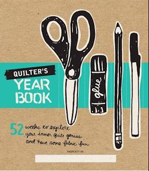 Bog, paperback Quilter's Yearbook af Compiled by Susanne Woods