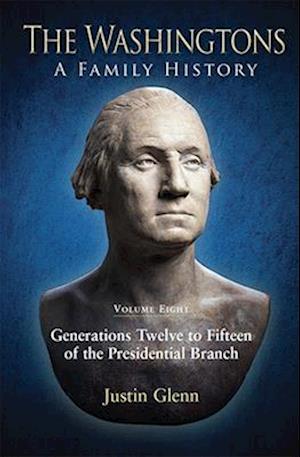 Washingtons. Volume 8 af Justin Glenn