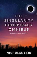 The Singularity Conspiracy Omnibus af Nicholas Erik