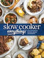 Slow Cooker Everything
