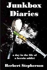 Junkbox Diaries a day in the life of a heroin addict