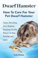Dwarf Hamster af Lolly Brown
