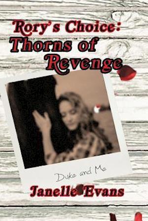 Bog, paperback Thorns of Revenge af Janelle Evans