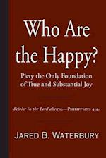 Who Are the Happy? af Jared B. Waterbury