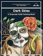 Dark Skies af Blue Star Coloring, Teri Sherman