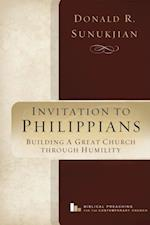 Invitation to Philippians af Donald R. Sunukjian