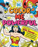 Color Me Powerful! (Dc Super Heroes)