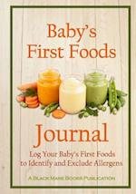 Baby's First Foods Journal