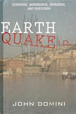 Earthquake I.D. af John Domini