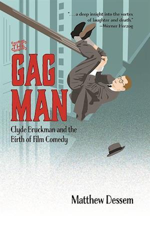 Gag Man af Matthew Dessem
