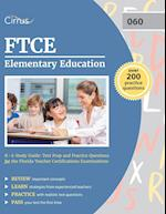 Ftce Elementary Education K-6 Study Guide af Cirrus Test Prep