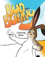 Bud the Bunny Coloring Book