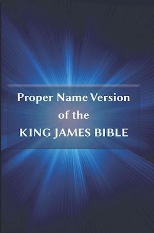Bog, paperback Proper Name Version of the King James Bible af Name Publishers LLC