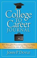 College to Career Journal