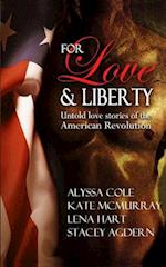 For Love & Liberty af Kate McMurray, Alyssa Cole, Lena Hart