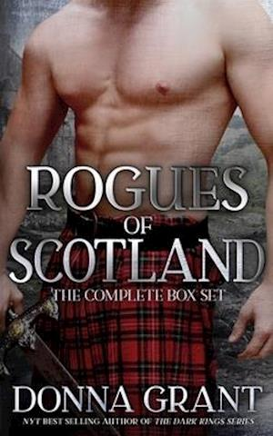 Bog, paperback Rogues of Scotland Box Set af Donna Grant