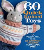 60 Quick Knitted Toys (60 Quick Knits Collection)