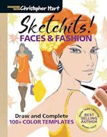 Sketchits! Faces & Fashion (Drawing With Christopher Hart)