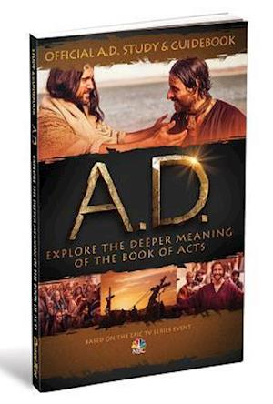 Official A.D. Study & Guidebook