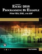 Microsoft Excel 2016 Programming by Example