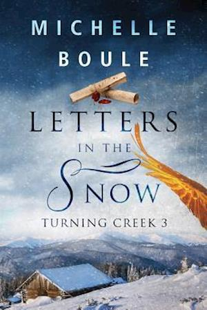 Bog, paperback Letters in the Snow (Turning Creek 3) af Michelle Boule
