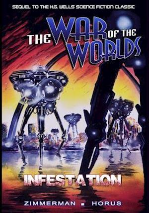 Bog, paperback The War of the Worlds af Randy Zimmerman