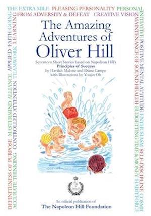 Bog, paperback The Amazing Adventures of Oliver Hill af Diane Lampe, Havilah Malone