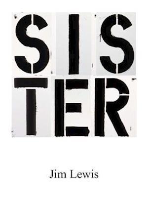 Bog, paperback Sister af Jim Lewis