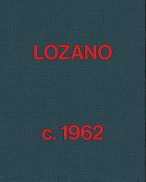 Bog, hardback Lozano af Lee Lozano