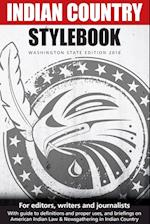 Indian Country Stylebook (2016) af Richard Walker, Jackie Jacobs, Gabriel Galanda