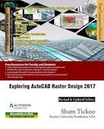 Exploring AutoCAD Raster Design 2017
