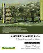 Maxon Cinema 4D R18 Studio