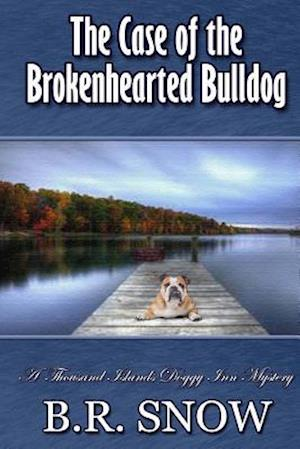 Bog, paperback The Case of the Brokenhearted Bulldog af B. R. Snow