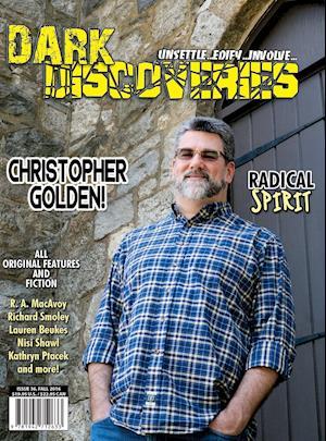 Bog, hardback Dark Discoveries - Issue #36 af Lauren Beukes, Nisi Shawl, Christopher Golden