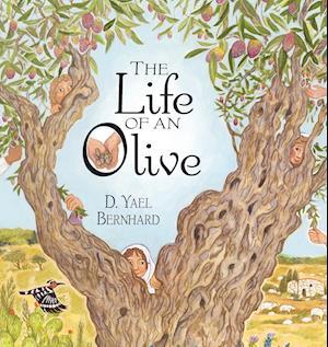 Bog, paperback The Life of an Olive af D. Yael Bernhard