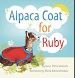 Alpaca Coat for Ruby