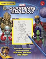 Learn to Draw Marvel's Guardians of the Galaxy (Learn to Draw)