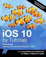 IOS 10 by Tutorials