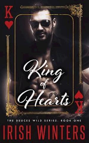 Bog, paperback King of Hearts af Irish Winters