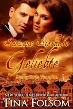 Samsons Sterbliche Geliebte (Scanguards Vampire - Buch 1) (Scanguards Vampire, nr. 1)