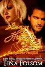 Amaurys Hitzkopfige Rebellin (Scanguards Vampire - Buch 2) (Scanguards Vampire, nr. 2)
